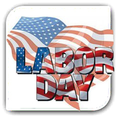Labor day in USA and Canada