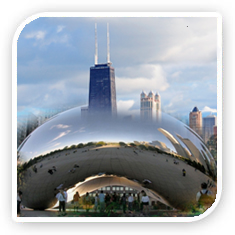 Chicago tours in USA
