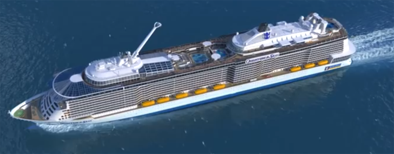 Experience Quantum of the Seas